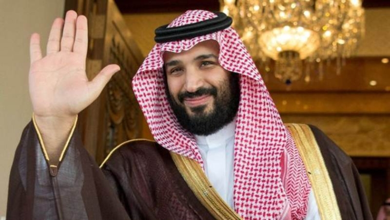 Saudi crown prince Mohammed bin Salman accuses Iran of 'direct aggression'