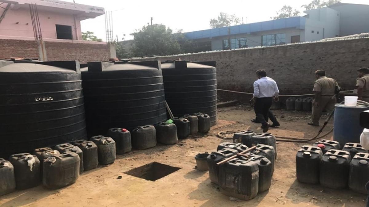 Delhi Lt Governor Anil Baijal initiates steps against illegal storage, sale of acid