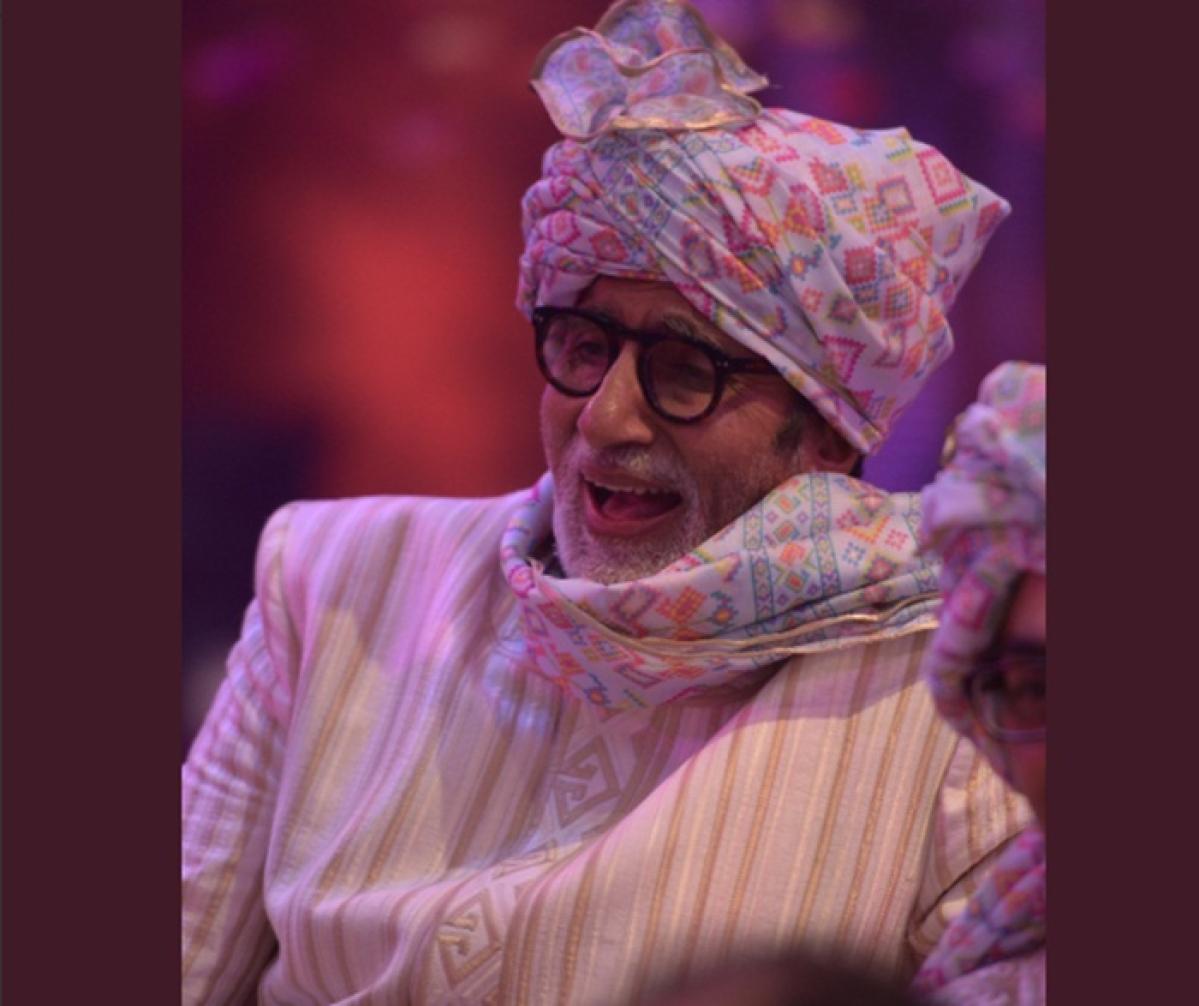 Amitabh Bachchan: Marriages are wonderful