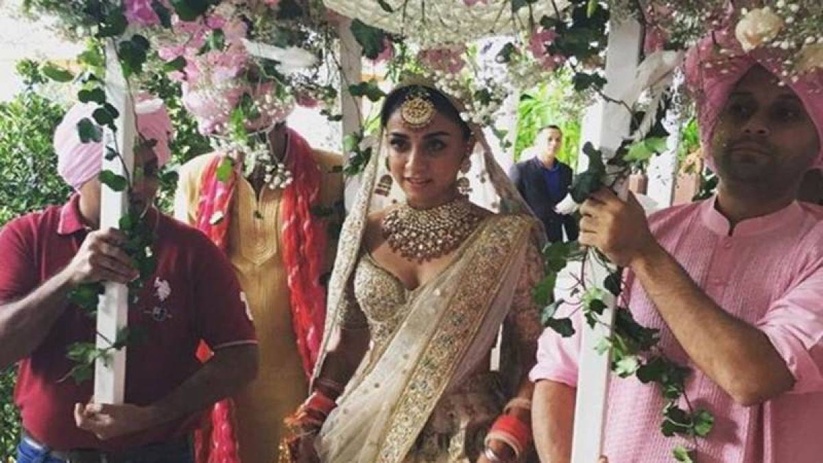 Inside photos of Aisha actress Amrita Puri and Imrun Sethi's ...