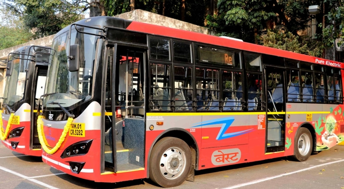 Mumbai: Soon, BEST to add 80 electric buses to its fleet