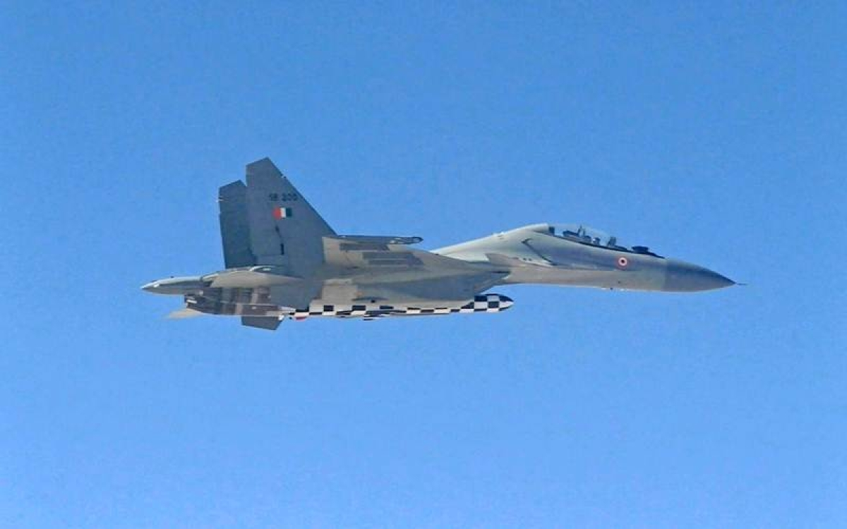 In a first, India successfully test-fires BrahMos supersonic cruise missile from Sukhoi-30MKI
