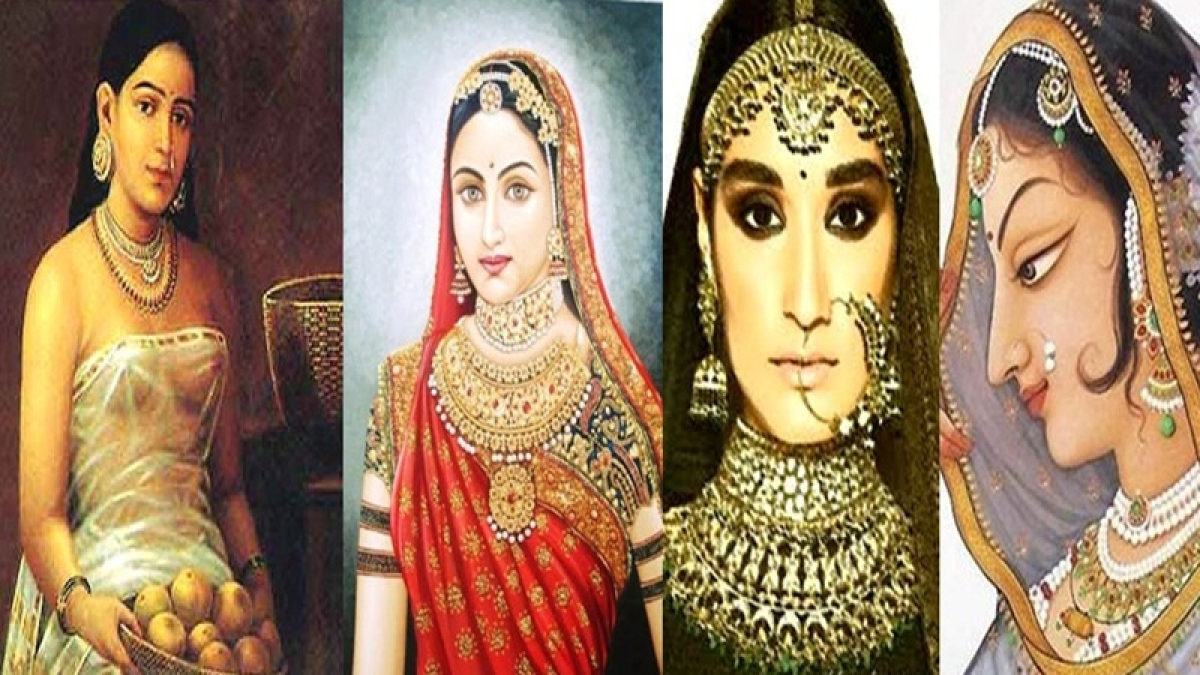 Characters of Bollywood Actresses inspired by paintings! You have to see to believe!