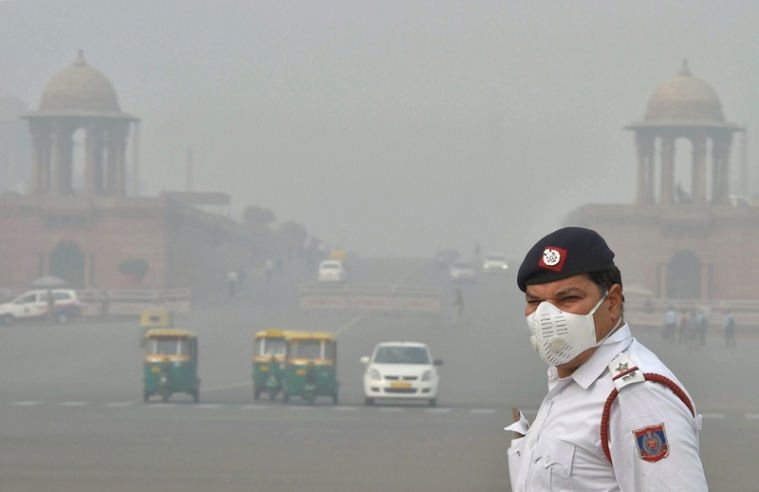 Delhi's air quality turns 'severe' for first time in season: authorities