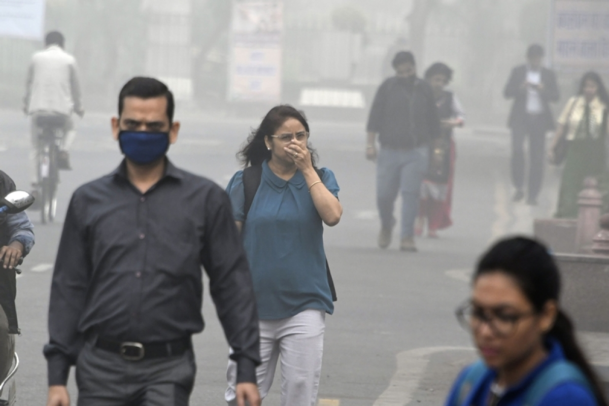 Air pollution in Mumbai rises to poor after a week without rainfall