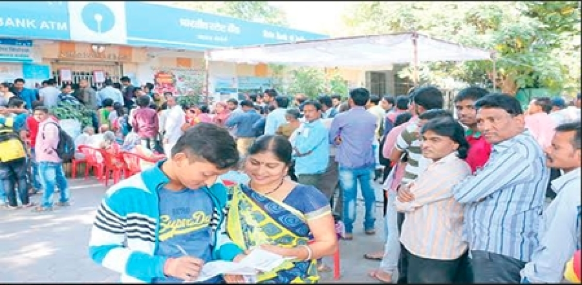 Demonetisation: Trade, turnover plunge by 30 per cent in the Indore city