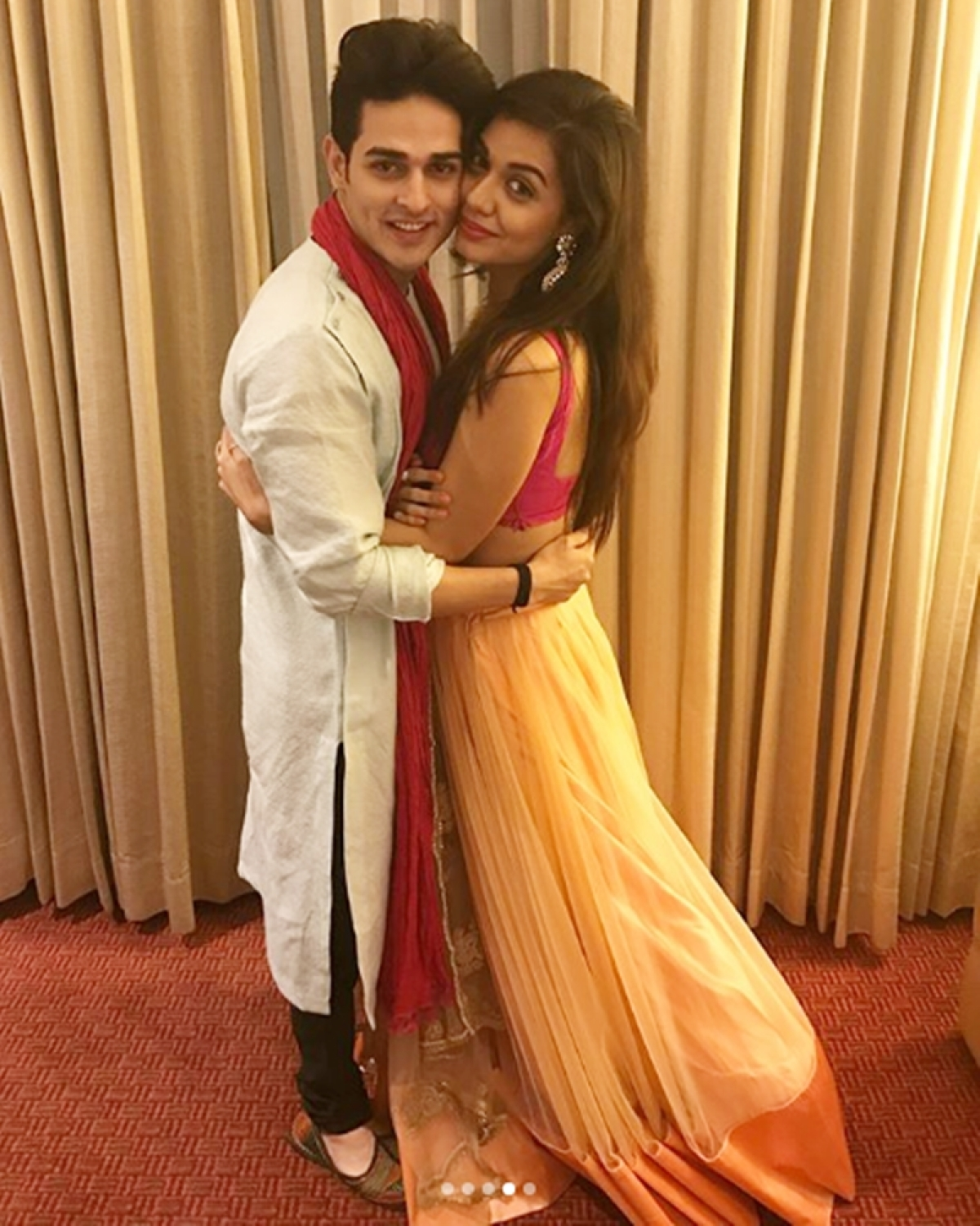 Shocking! Bigg Boss 11 contestant Priyank Sharma's girlfriend Divya Agarwal reveals about his 'SECRET JAAN' in USA