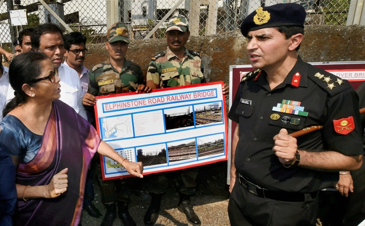 Mumbai: Army to help build foot overbridge at Elphinstone station