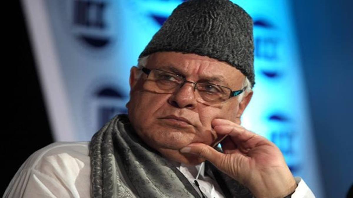 Farooq Abdullah doing free advocacy for Pakistan: BJP
