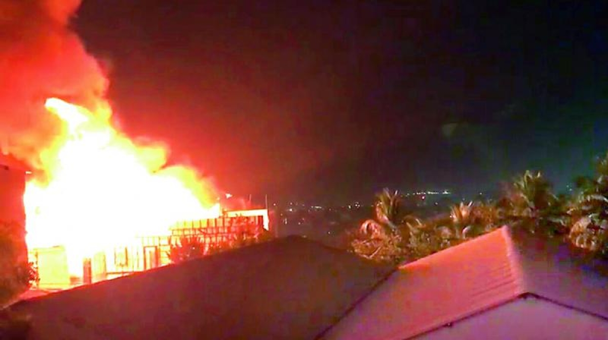 Fire at film set on Annapurna Studios in Hyderabad; none hurt