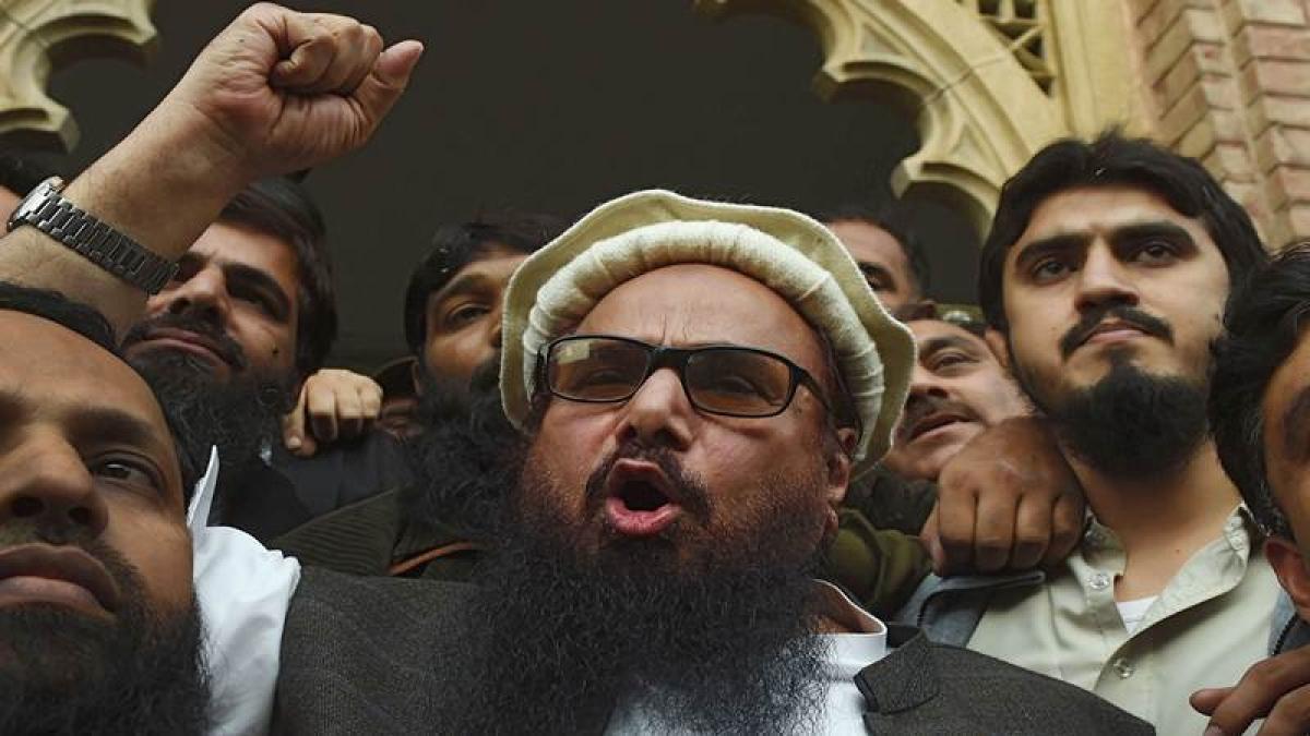 Hafiz Saeed accuses PM Imran Khan, says government wants to kill Kashmiri 'Jihadis' for aid