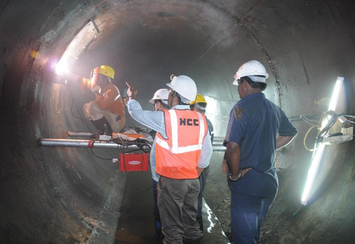 HCC's joint venture bags Rs 497-crore order for Pune Metro