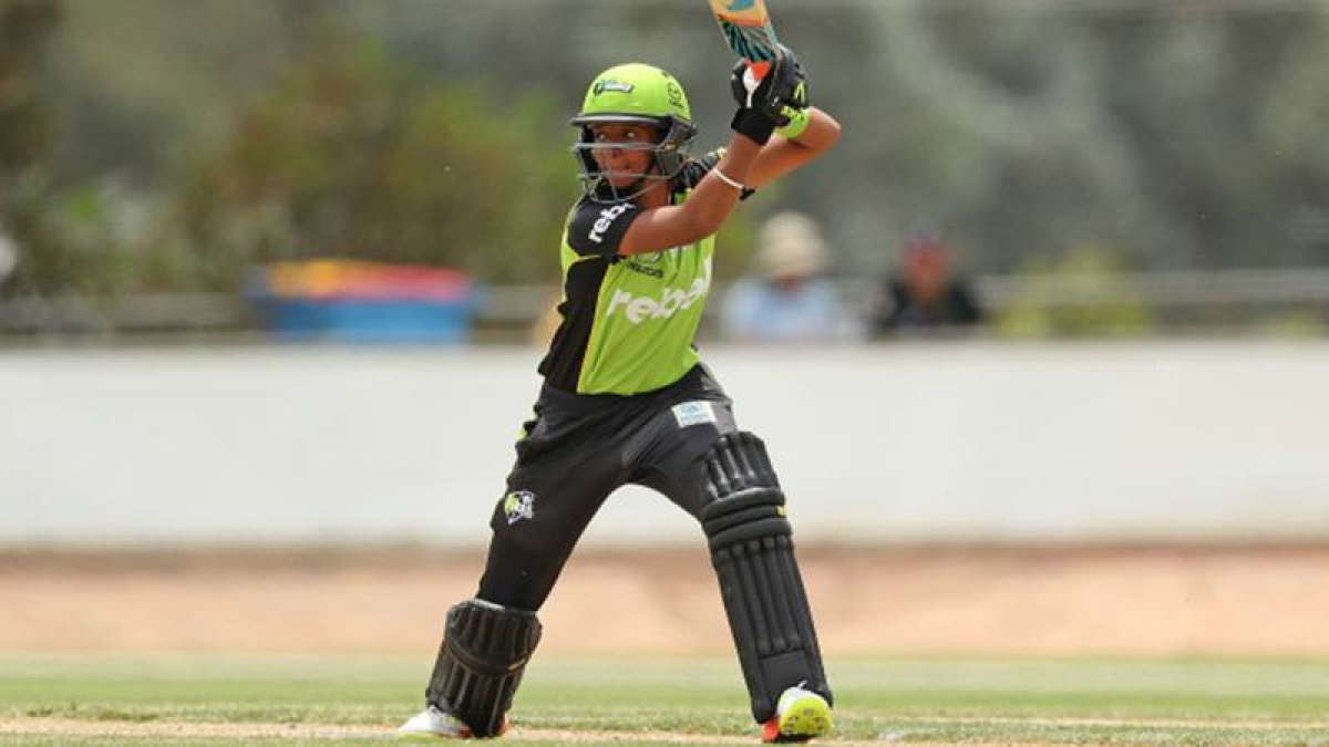 Harmanpreet Kaur extends contract with Sydney Thunder for two years