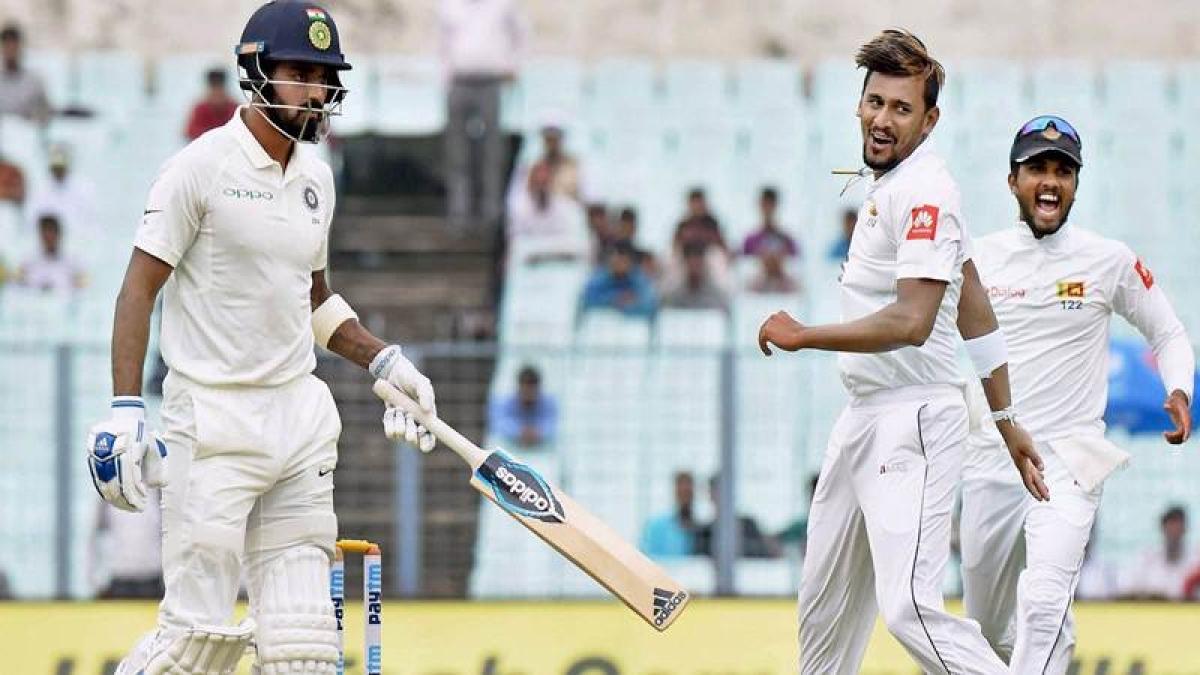 Sri Lanka opt to bat in second Test vs India
