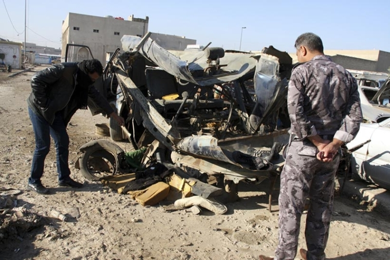 Suicide car bombing leaves 24 dead in Iraq