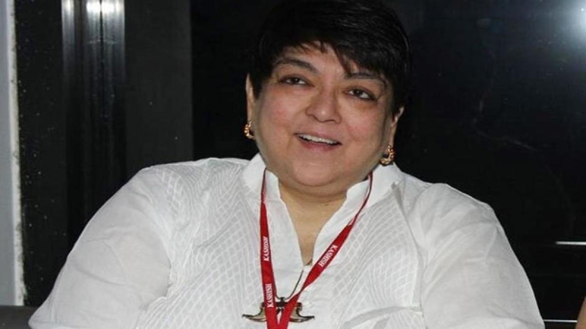 Filmmaker Kalpana Lajmi in hospital, stable