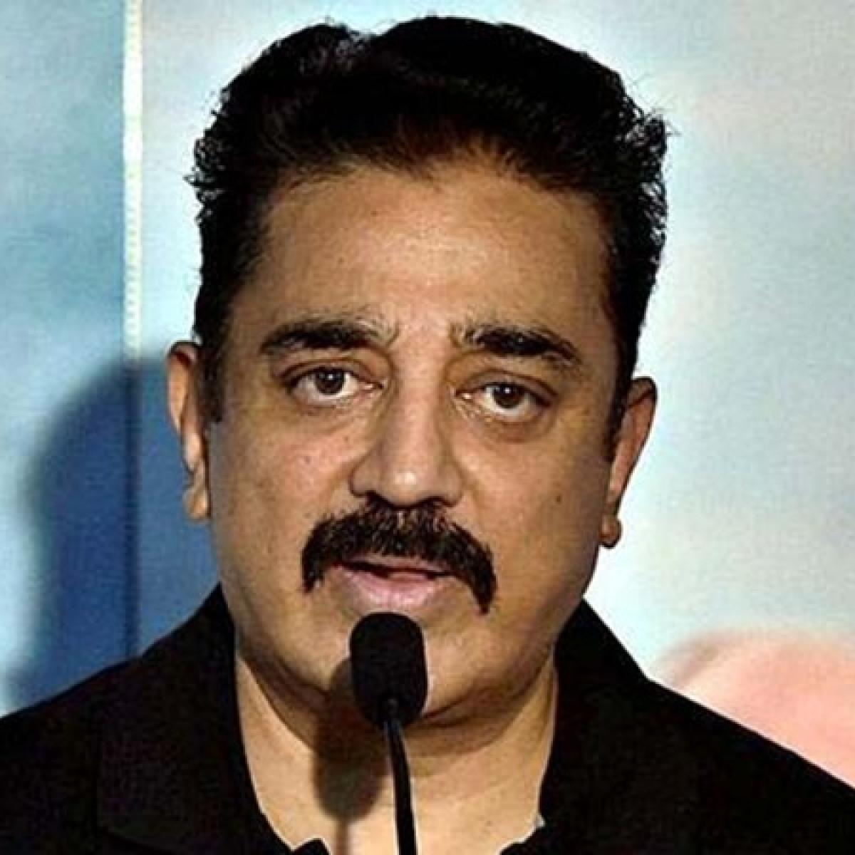 Kamal Haasan blames 'govt apathy' for techie's death