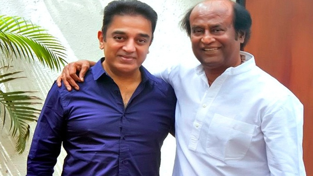 Kamal Haasan open to joining hands with Rajinikanth 'for the welfare of Tamil Nadu'