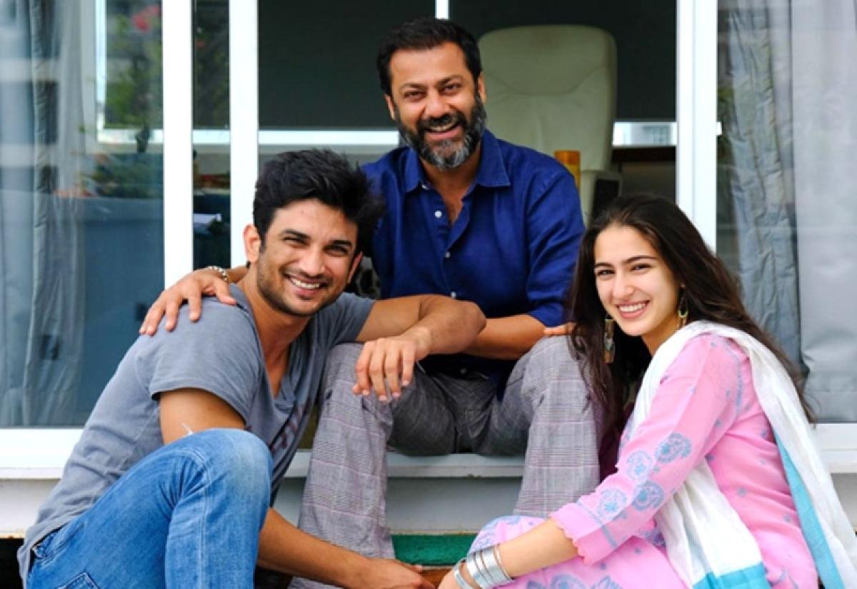Amid legal battle, Abhishek Kapoor begins second schedule of Sushant-Sara starrer 'Kedarnath', watch video