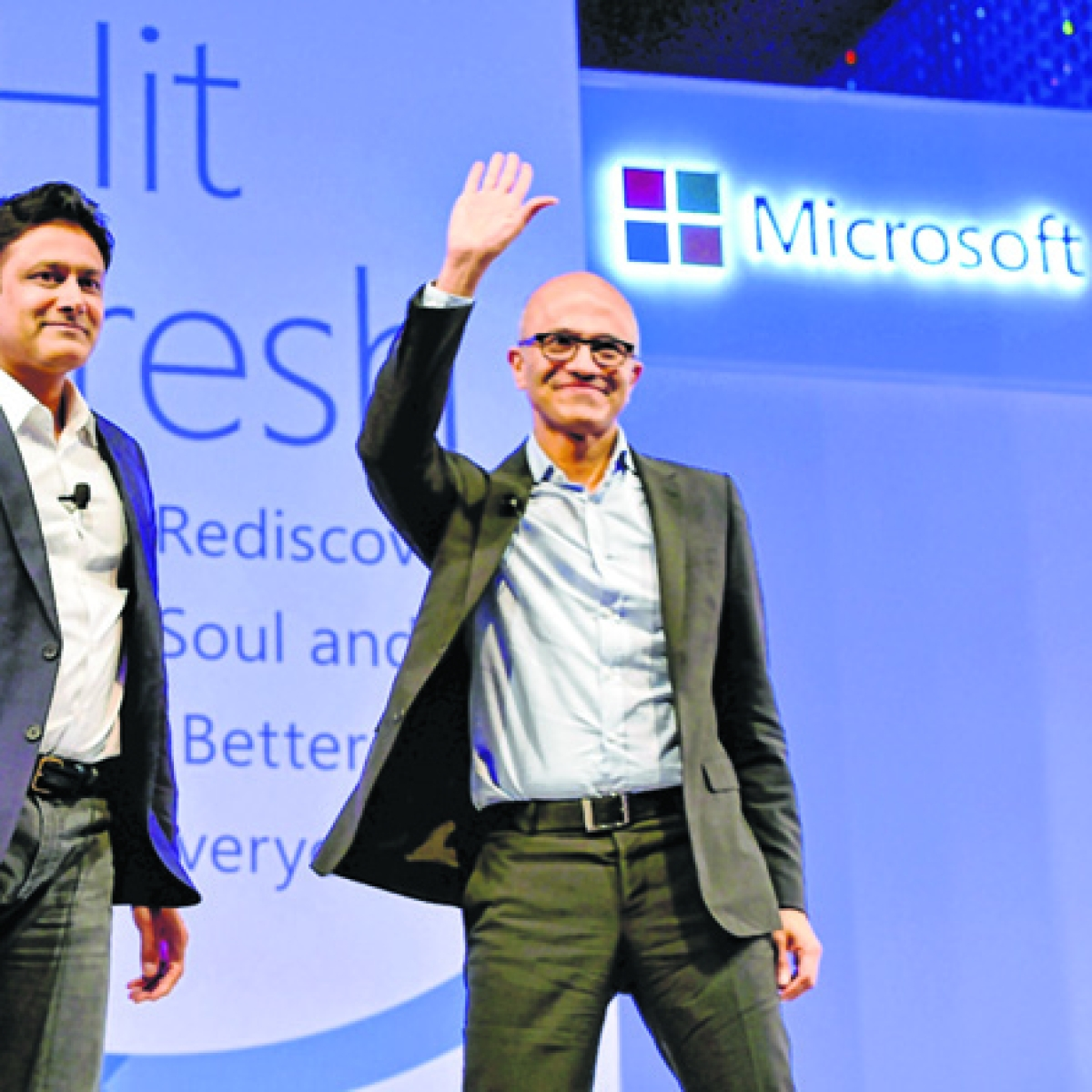 Satya Nadella Microsoft CEO earns $42.9 mn in 2018-19 fiscal