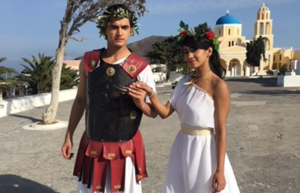 Yeh Ristha Kya Kehlata Hai: Mohsin Khan and Shivani Joshi have fun time in Greece; see pics