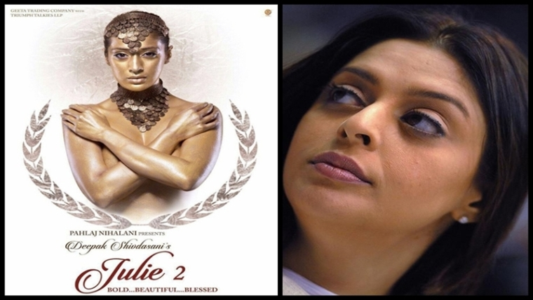 Actress Nagma slams makers of 'Julie 2' for using her name for