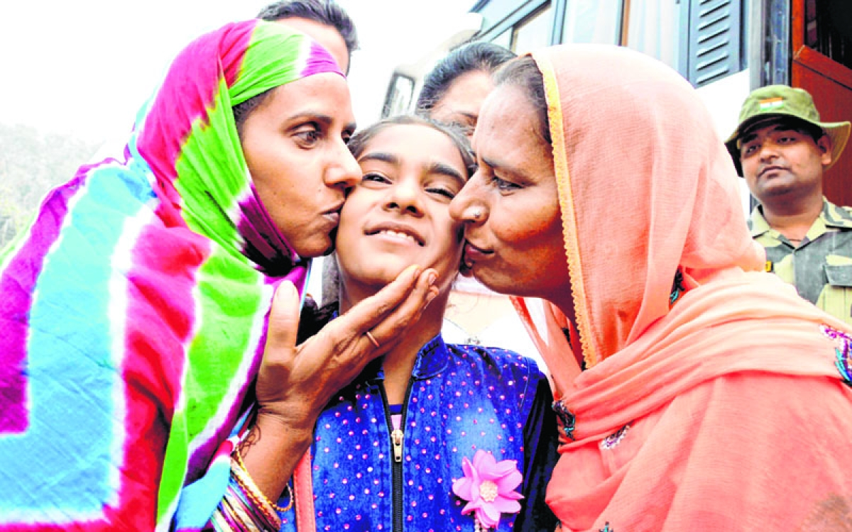 Freed from Amritsar jail, Pakistani sisters return home after 11 years