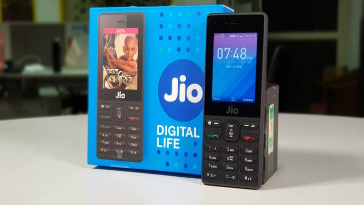 Reliance Jio launches two new plans for Jio phone users