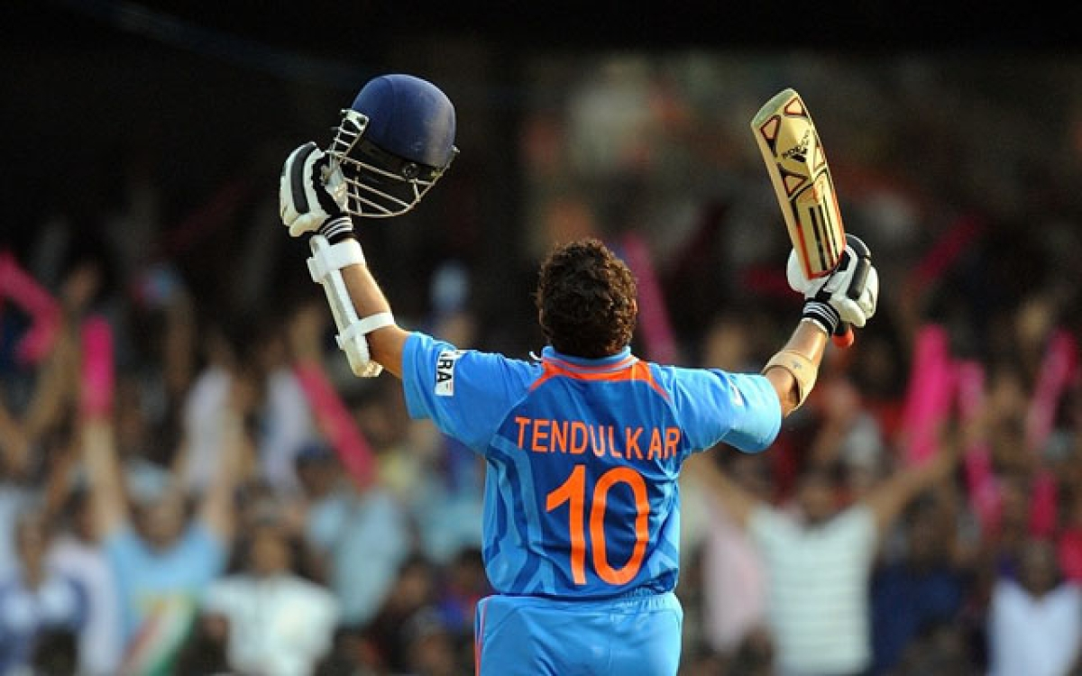 This day that year: Master Blaster Sachin Tendulkar became first cricketer to score 10,000 runs in ODIs
