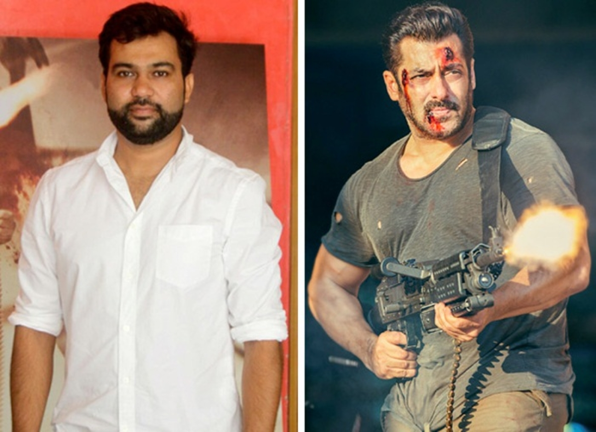 """Salman Khan is the ROCKY and RAMBO of Bollywood"", says Ali Abbas Zafar"