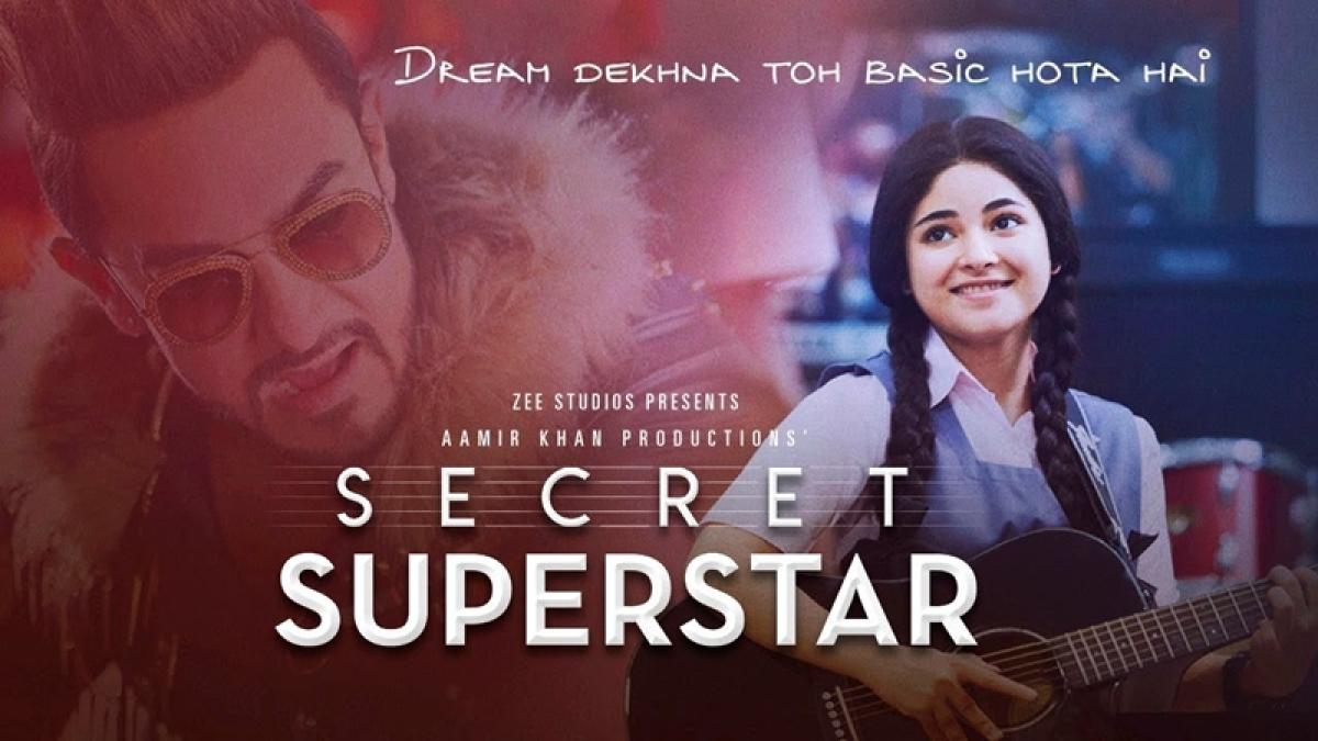 'Secret Superstar' crosses Rs 500 crore in China