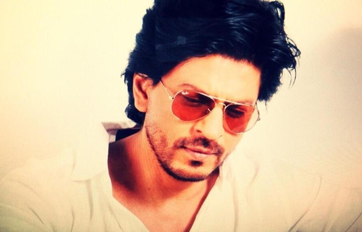 Check out romance king Shah Rukh Khan's pics with leading ladies Katrina Kaif and Deepika Padukone