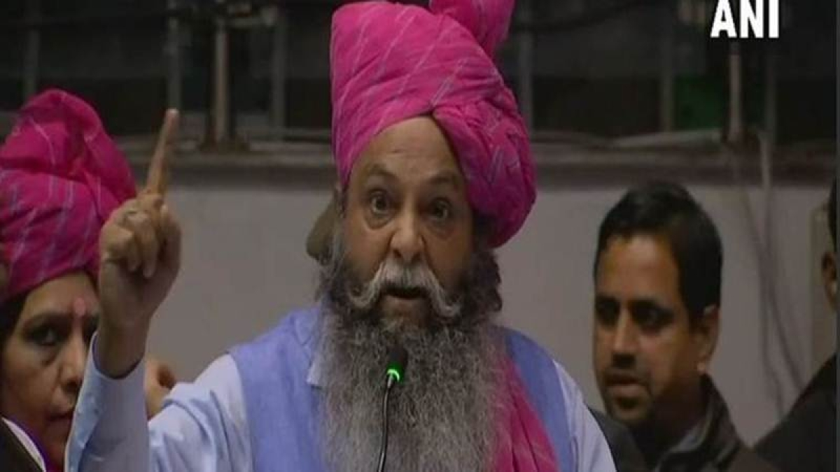 Padmaavat row: Suraj Pal Amu condemns Gurugram school bus attack