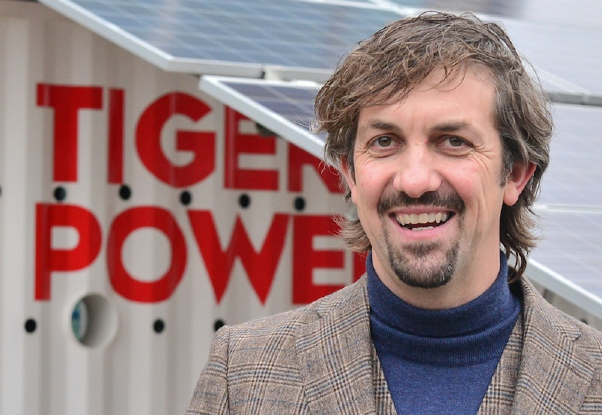 Tiger Power CEO Chris Prengels: Developing power solutions for off grid, poor grid applications in India