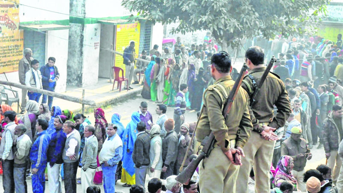 Bogus voting, violence mar UP civic polls final phase