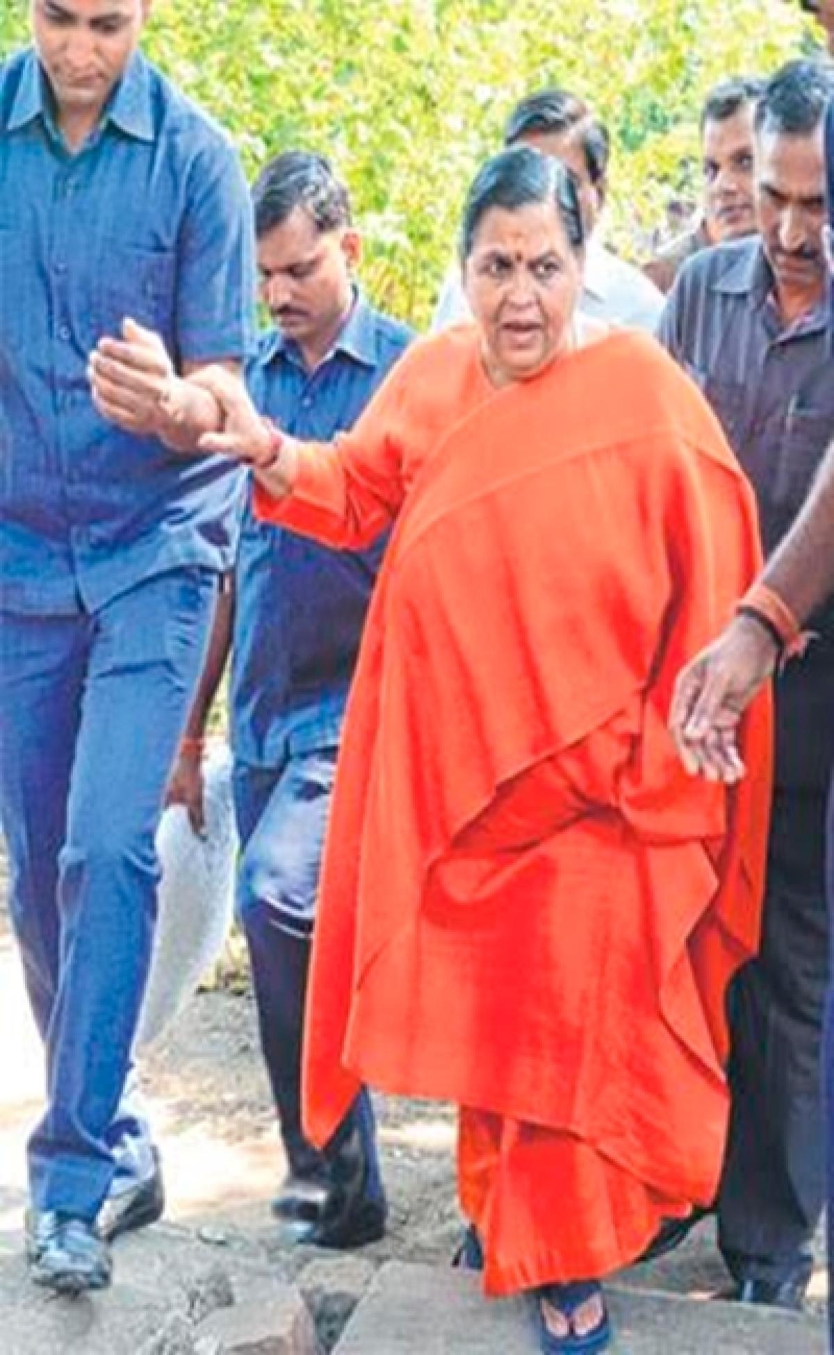 Bhopal: Hardik, Kanhaiya should not snipe at Modi to chase TRPs: Uma