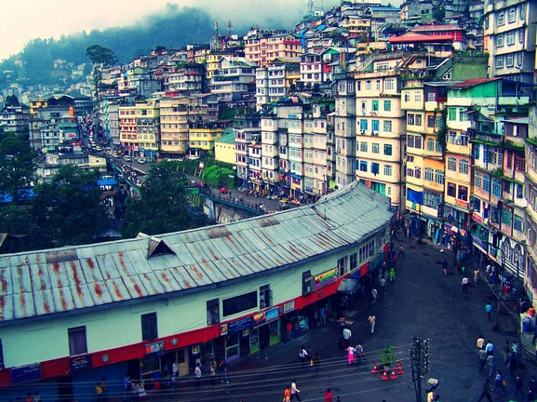 Gangtok, Sikkim's capital