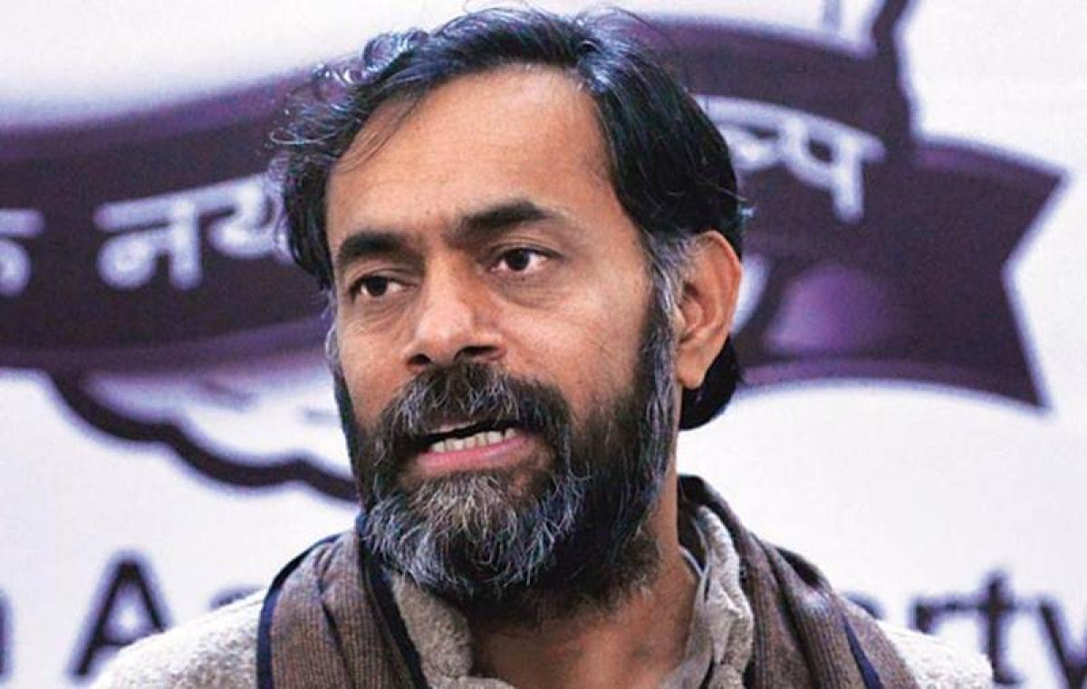 Farm distress, unemployment to be key 2019 poll issues: Yogendra Yadav