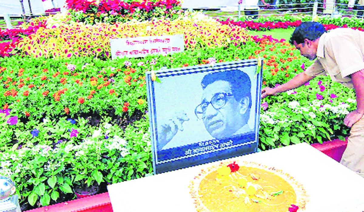 Balasaheb Thackeray memorial at Shivaji Park hits environment ministry roadblock