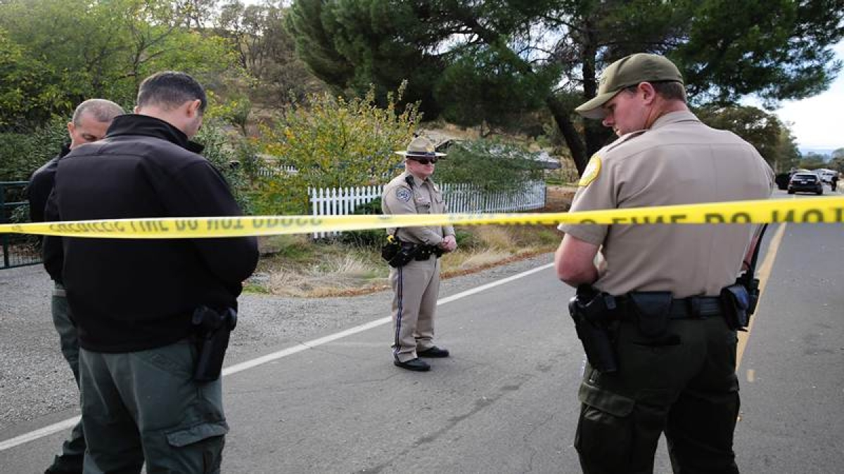 US: Four killed in California mass shooting