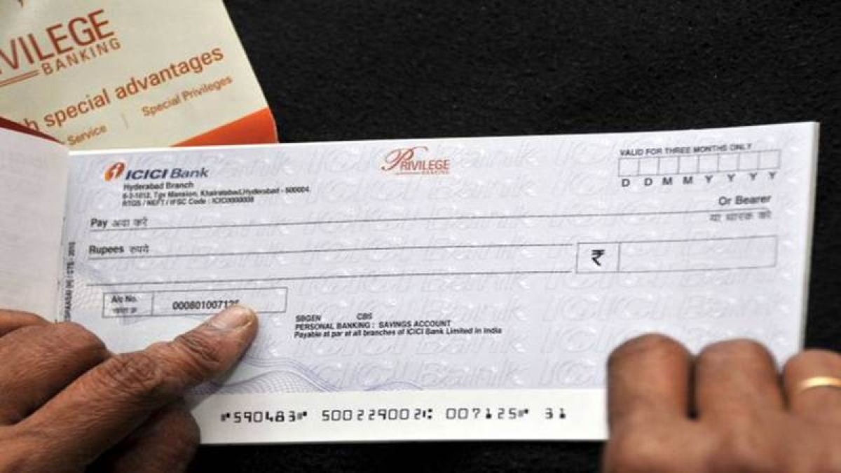 No proposal to withdraw cheque book facility: Finance Ministry