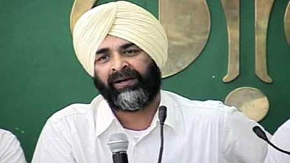 GST network still not strong: Punjab FM Manpreet Singh Badal