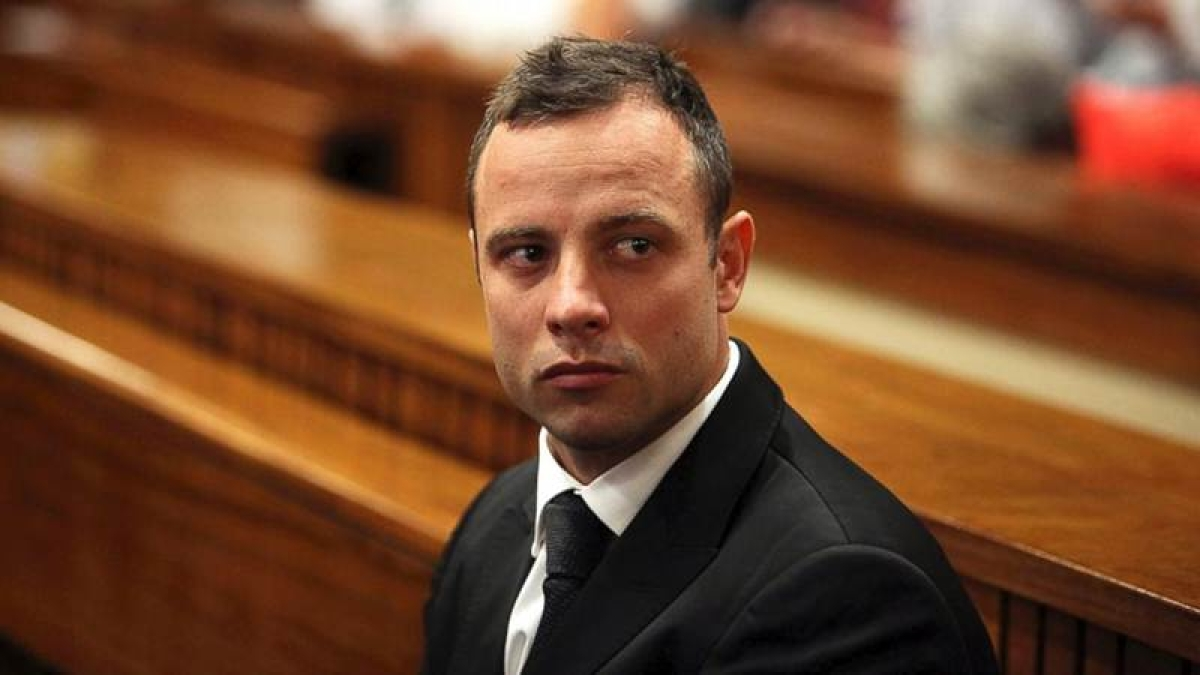 Paralympian Oscar Pistorious sentenced to 13 years for murder of girlfriend