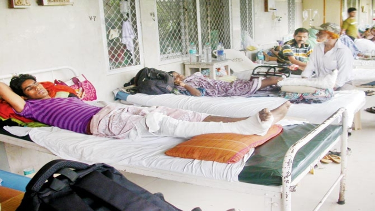 Water contamination: 2000 patients hit by gastrointestinal problems in Aurangabad