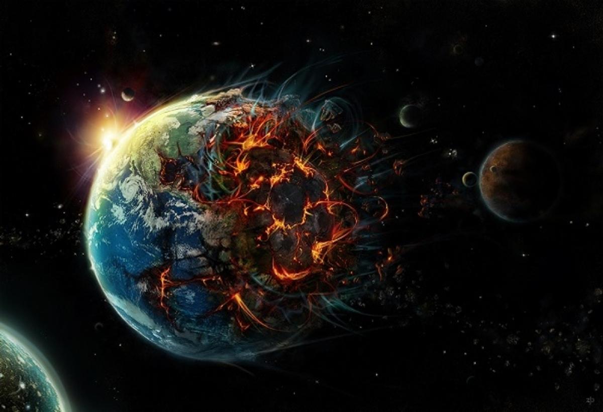 Planet X, Theory vs Conspiracy: Nibiru drops fireball as it nears Earth to 'end the world'