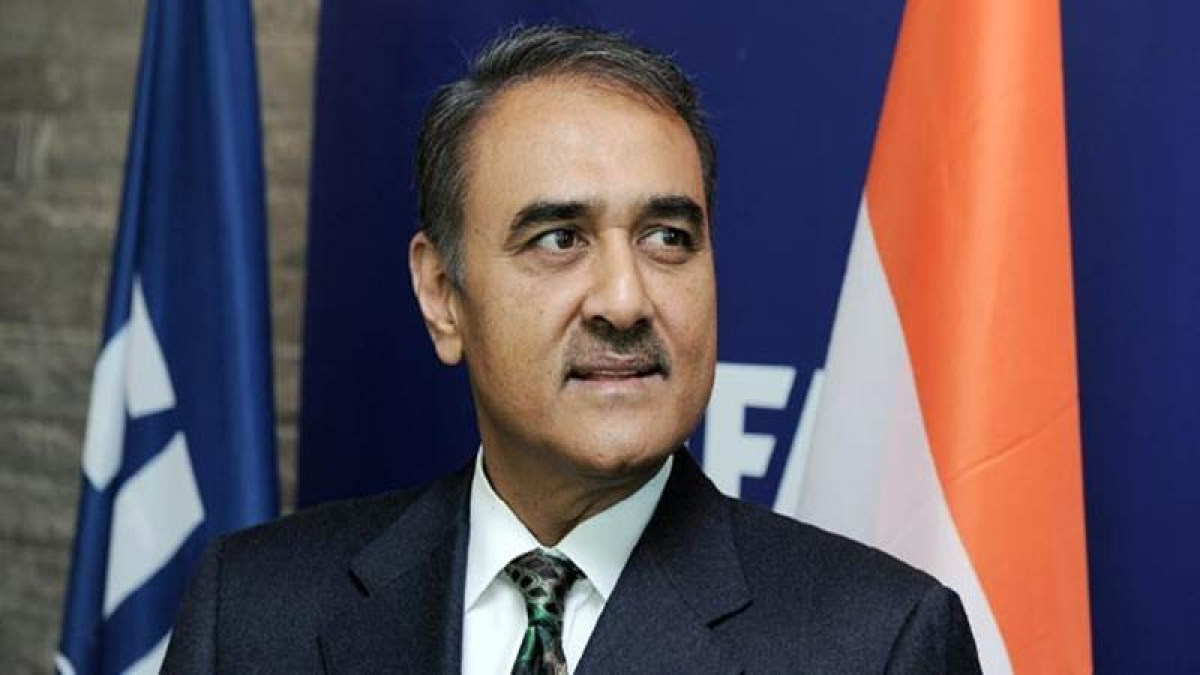 All India Football Federation chief Praful Patel becomes the first Indian in the FIFA Council