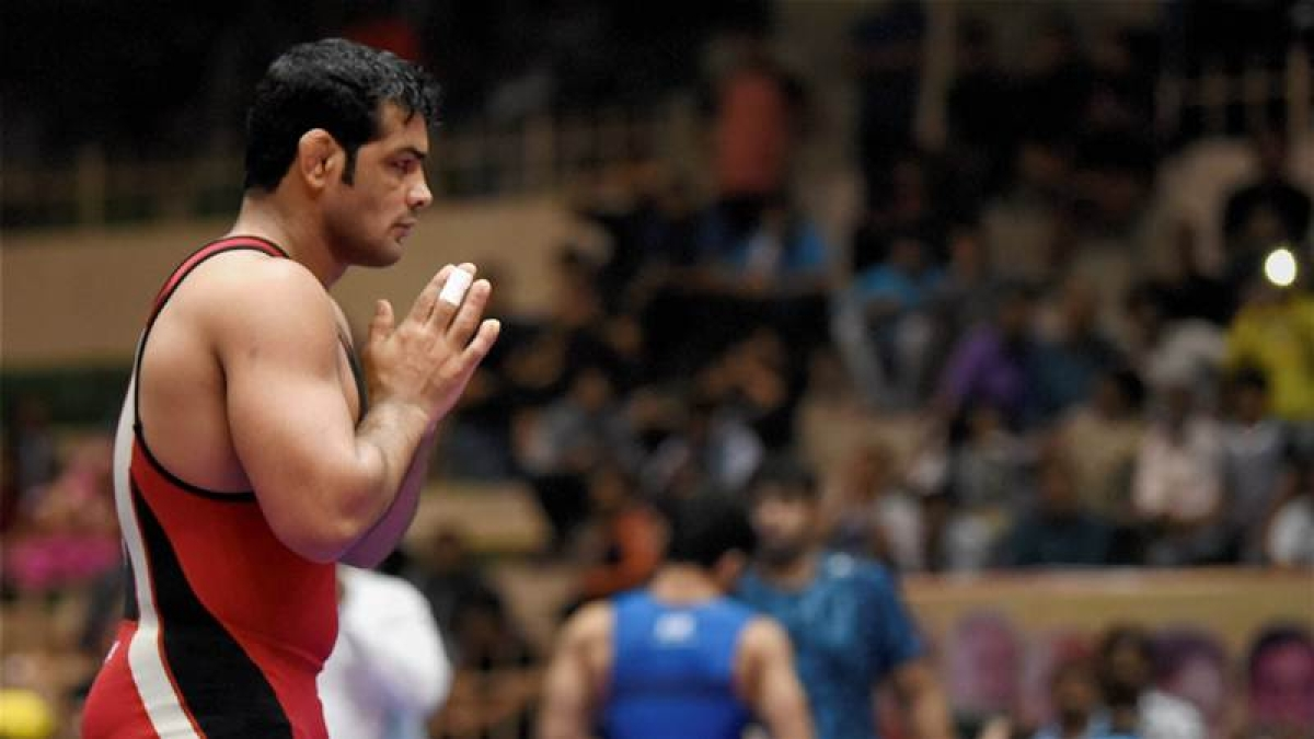 Vetern wrestler Sushil Kumar unbothered of people writing him off