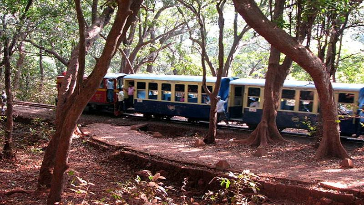 Mumbai: Toy train likely to run on complete section from Neral to Matheran by March