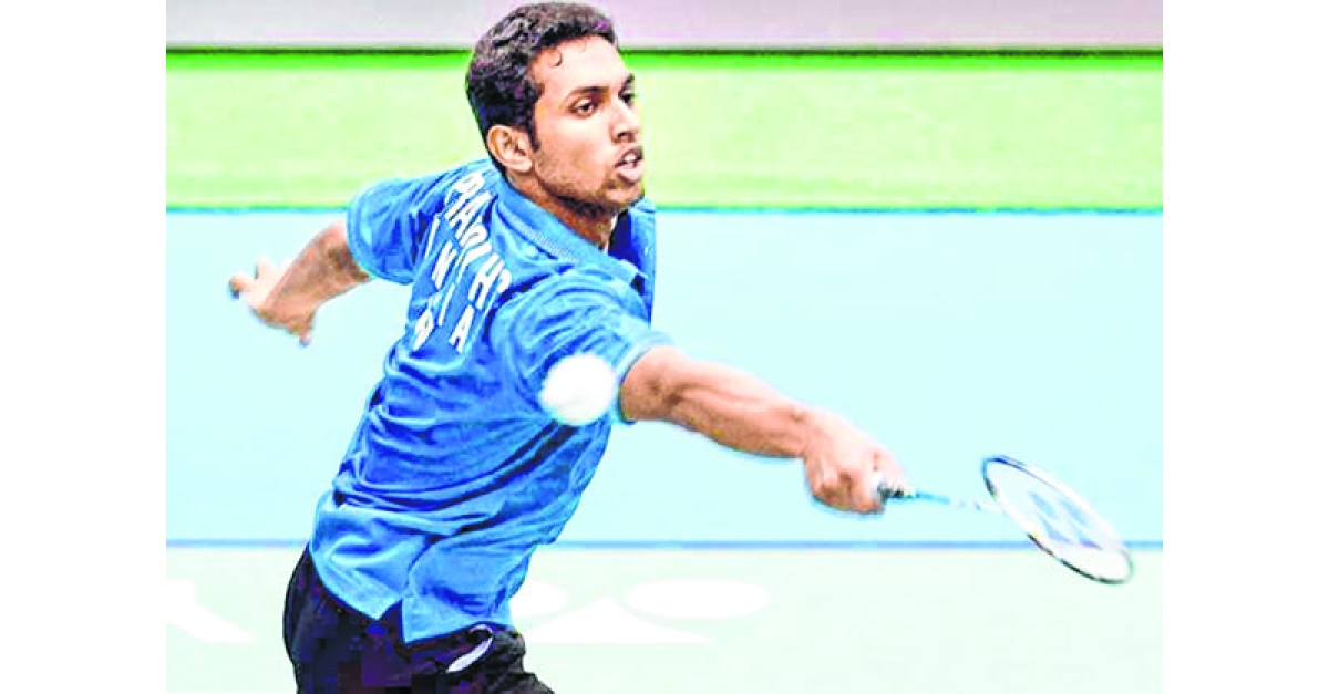 Top-10 ranking would fetch a good draw, feels Prannoy