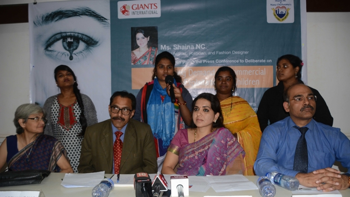 Mumbai: Activists demand tougher law to curb child sexual violence